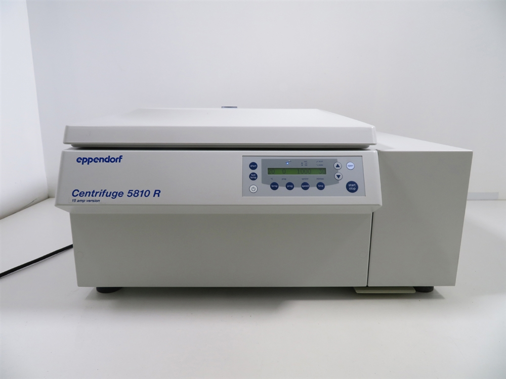 Eppendorf 5810R centrifuge
