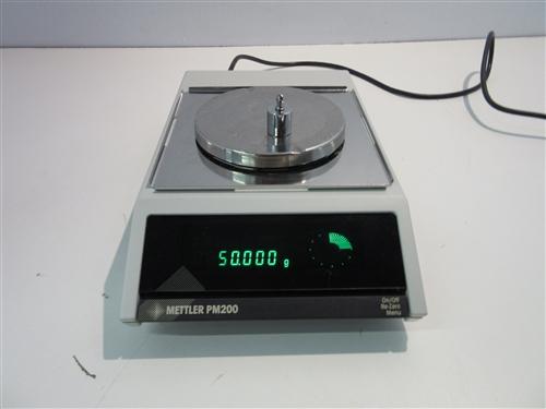 Mettler toledo pm 200 balance marshall scientific - Uur pm balances ...