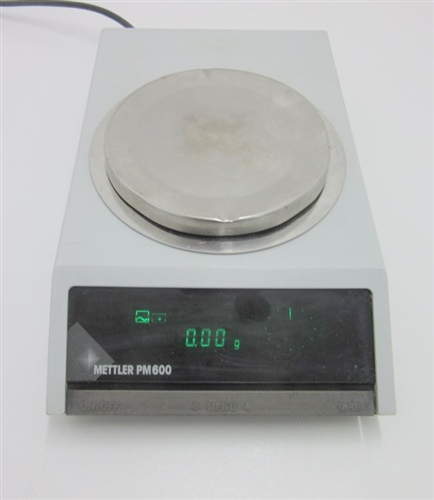 Mettler toledo pm 600 balance marshall scientific - Uur pm balances ...