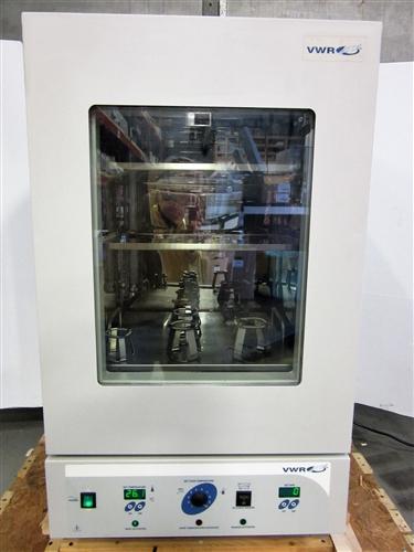 vwr 1575r refrigerated incubator shaker marshall scientific