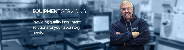 laboratory equipment service