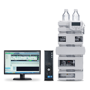 agilent 1100 Cannabis testing equipment