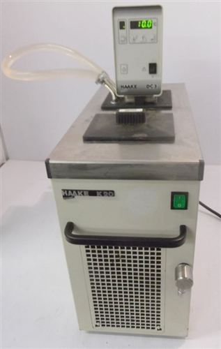 Haake K20 Dc3 Digital Circulating Chiller Marshall