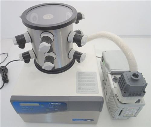 Labconco Freezone 4 5 Liter Freeze Dry System